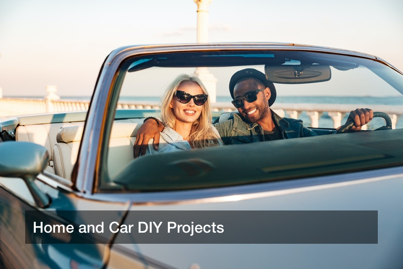 Home and Car DIY Projects