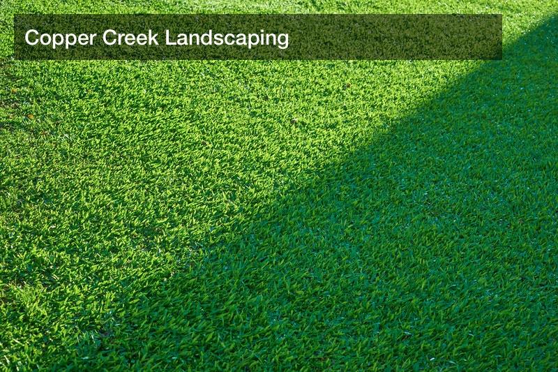 Copper Creek Landscaping