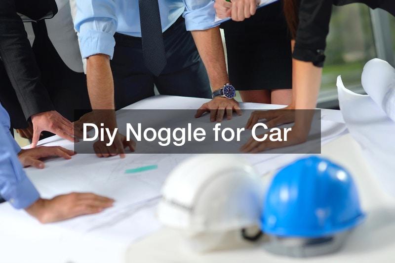 Diy Noggle for Car