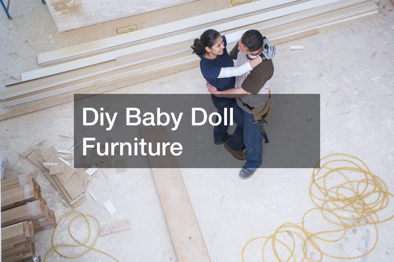 Diy Baby Doll Furniture