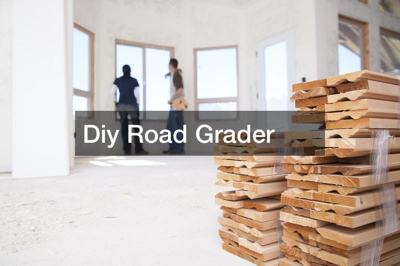 Diy Road Grader