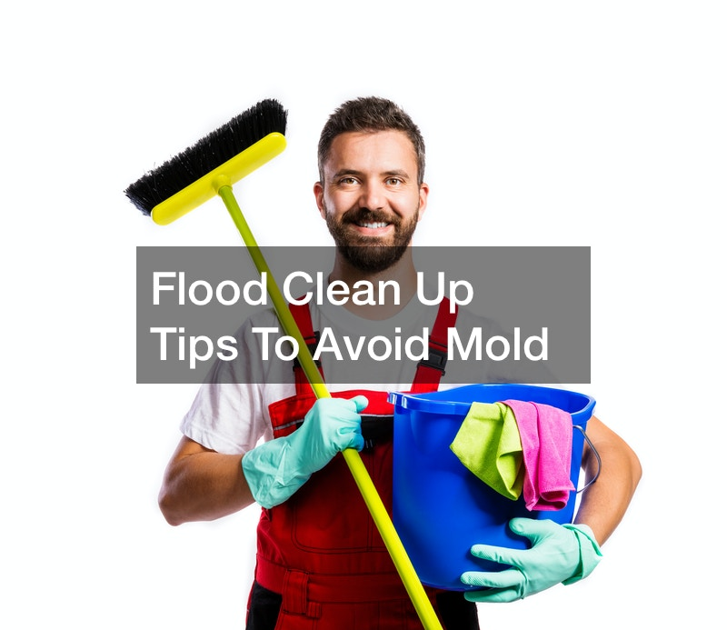 Flood Clean Up Tips To Avoid Mold