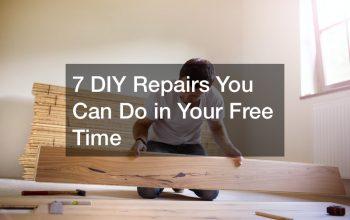 DIY Home Repairs Guide