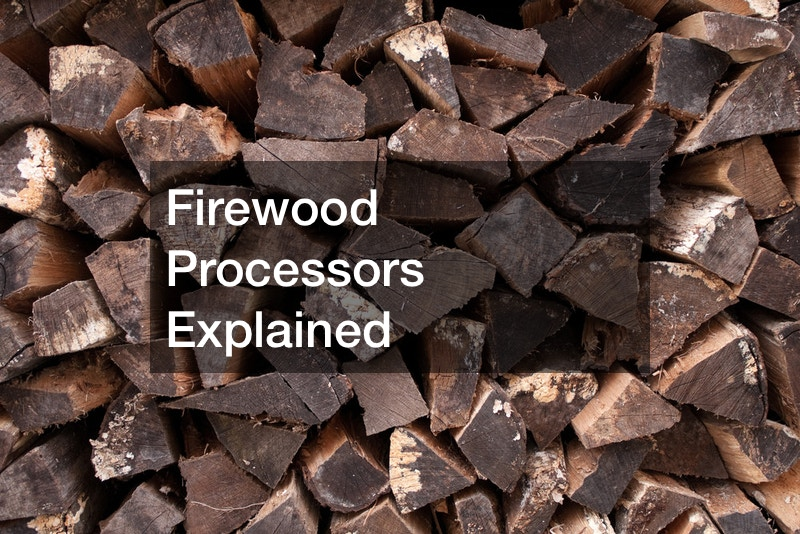 Firewood Processors Explained